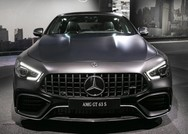 Η Mercedes-AMG GT 63 S 4Door Coupe είναι το πιο γρήγορο τετράθυρο (video)