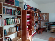 Πάτρα - Δημιουργία βιβλιοθήκης στο Δημοτικό Σχολείο Άνω Καστριτσίου (φωτο)