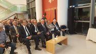 Πάτρα: Ο Στέργιος Πιτσιόρλας εγκαινίασε την έκθεση του ΣΕΒΠΔΕ