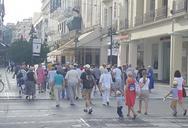 'Κύματα' από τουρίστες ήρθαν και φέτος στην Πάτρα μέσω του 'Culture and Shopping'