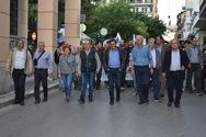 Πάτρα: H Δημοτική Αρχή συμμετείχε στην συγκέντρωση διαμαρτυρίας της Επιτροπής Ειρήνης