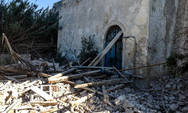 120 σπίτια χαρακτηρίστηκαν μη κατοικήσιμα στη Ζάκυνθο