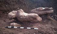 Αγρότης εντόπισε τυχαία τους Κούρους της Αταλάντης (φωτο)