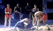Πιάστηκαν στα χέρια οι πρώην του Survivor με τους επίλεκτους στο Nomads (video)