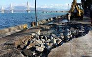 Πάτρα: 'Ακήρυκτος πόλεμος' από την Κτηματική - Ζητάει τη διακοπή κυκλοφορίας στην παραλιακή του Ρίου!