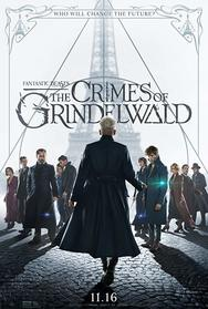 Προβολή Ταινίας 'Fantastic Beasts: The Crimes of Grindlewald' στην Odeon Entertainment
