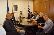 Τα θέματα που συζητήθηκαν στη συνάντηση Πελετίδη - Βασιλειάδη που έγινε στην Αθήνα