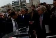 Τσακώθηκαν δημοσίως ο Χρήστος Σπίρτζης με τον δήμαρχο Μενεμένης (video)