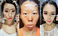 Ασιάτισσες σε πραγματικά απίστευτες μεταμορφώσεις (video)