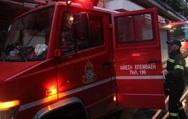 Πάτρα: Φωτιά σε διαμέρισμα στην οδό Παντοκράτορος