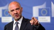Μοσκοβισί: 'Συνεχίζεται η συζήτηση για το δημοσιονομικό πλεόνασμα της Ελλάδας'