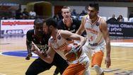 'Άρωμα' Πάτρας στο Top 5 του Basketball Champions League (vids)
