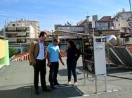 Δυτική Ελλάδα: Σταθμός Μέτρησης Ατμοσφαιρικής Ρύπανσης εγκαταστάθηκε στο Αγρίνιο
