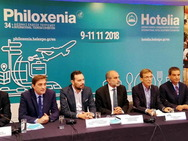 Απ. Κατσιφάρας: 'Η πολιτική μας στον τομέα του τουρισμού αποφέρει καρπούς'