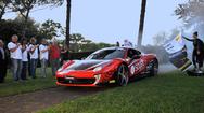 Στην Πάτρα τα 20α γενέθλια του Ferrari Owner's Club «Passione Rossa»