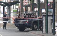 Μελβούρνη - Η στιγμή που ο δράστης μαχαίρωνε περαστικούς (video)