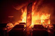 Νεκροί και τραυματίες από τις πυρκαγιές στην Καλιφόρνια (φωτο)