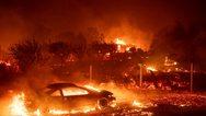 Καλιφόρνια: Απανθρακώθηκαν μέσα στα αυτοκίνητά τους πέντε άνθρωποι (pics+video)