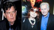 Καλιφόρνια - Η δραματική έκκληση του Τσάρλι Σιν για τους αγνοούμενους γονείς του στη φωτιά (pics)