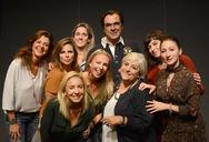 Πάτρα: Η παράσταση 'Οκτώ Γυναίκες Κατηγορούνται', μια ευρηματική ιστορία χαρακτήρων