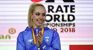 Παγκόσμια πρωταθλήτρια η Ελένη Χατζηλιάδου