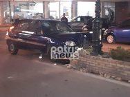 Τροχαίο ατύχημα με τραυματισμό στον Πύργο (φωτο)