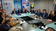 Πάτρα: Τα θέματα που έπεσαν στο τραπέζι στη συνάντηση Κατσιφάρα - Σπίρτζη