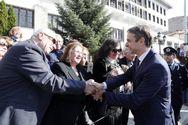 Κυριάκος Μητσοτάκης: 'Επαίσχυντη για τη χώρα και τον λαό η Συμφωνία των Πρεσπών'
