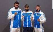O Πατρινός πρωταθλητής του Muay Thai Δήμος Ασημακόπουλος, στην Αττάλεια της Τουρκίας