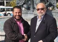 Ο Ανδρέας Ρήγας, υποψήφιος με το Νίκο Τζανάκο!