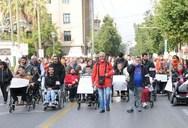 Έρχεται παν-αναπηρικό συλλαλητήριο στις 3 Δεκεμβρίου