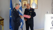 Δυτική Ελλάδα: Ανέλαβε καθήκοντα ως Γενικός Περιφερειακός Αστυνομικός Διευθυντής ο Νικόλαος Κοτρωνιάς (pics)