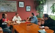 Συνάντηση του Αντιπεριφερειάρχη Αχαΐας Γρηγόρη Αλεξόπουλου με το ΣΚΕΑΝΑ