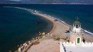 Kitesufing στο Δρέπανο της Πάτρας, Νοέμβρη μήνα (pics)