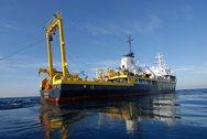 Πάτρα: 'Έδεσε' στο λιμάνι το Ωκεανογραφικό 'Αιγαίο'