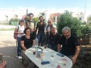 Οι Γάλλοι εθελοντές έκαναν το Κέντρο Φιλοξενίας της Μυρσίνης 'παράδεισο' (pics)