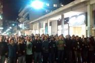 Πάτρα: Πορεία στο κέντρο από ομάδες Κυπρίων φοιτητών