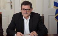 Πάτρα - Ο Κώστας Πελετίδης, εκφράζει τη θλίψη του για το θάνατο του Νίκου Κάνιστρα
