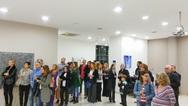 Πάτρα - Με μεγάλη επιτυχία πραγματοποιήθηκαν τα εγκαίνια της έκθεσης 'Αντανακλάσεις Καταγωγής' (φωτο)
