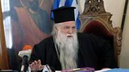 Αμβρόσιος: 'Δεν ανέφερα ποτέ περί παραίτησης του Αρχιεπισκόπου Ιερώνυμου'