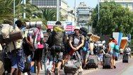 Οι τουρίστες αυξήθηκαν, οι ταξιδιωτικές εισπράξεις έμειναν αμετάβλητες τον Σεπτέμβριο