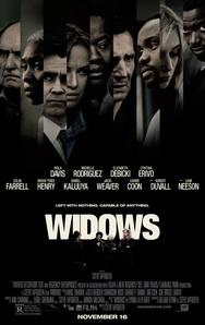 Προβολή Ταινίας 'Widows' στην Odeon Entertainment