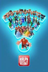 Προβολή Ταινίας 'Ralph Breaks the Internet' στην Odeon Entertainment