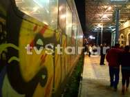 Τρένο παρέσυρε και σκότωσε 27χρονο πακιστανό στο Σ.Σ. Θήβας (pics)