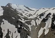Βόλτα με drone πάνω από το χιονοδρομικό κέντρο Καλαβρύτων! (video)