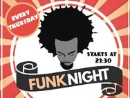 Funk Night at Beer Bar Q