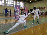 Ο Αχαϊκός Σύλλογος Ξιφασκίας συμμετείχε στο Κύπελλο Ανδρών 'Λευκός Πύργος' (φωτο)