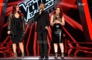 Ξέσπασε σε κλάματα πάνω στη σκηνή του Voice (video)