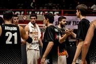 Promitheas Patras BC vs Segafredo Virtus Bologna στο στάδιο Δημήτρης Τόφαλος 21-11-18