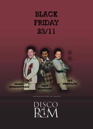 Black Friday at Disco Room